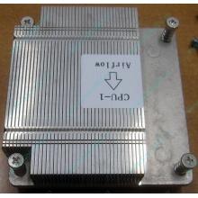 Радиатор CPU CX2WM для Dell PowerEdge C1100 CN-0CX2WM CPU Cooling Heatsink (Пуршево)