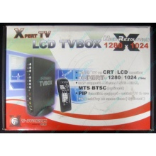 Внешний TV tuner KWorld V-Stream Xpert TV LCD TV BOX VS-TV1531R (Пуршево)