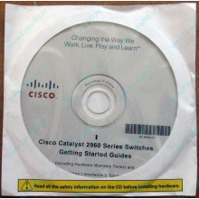 85-5777-01 Cisco Catalyst 2960 Series Switches Getting Started Guides CD (80-9004-01) - Пуршево