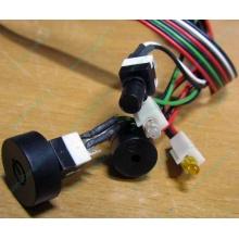 Светодиоды в Пуршево, кнопки и динамик (с кабелями и разъемами) для корпуса Chieftec (Пуршево)