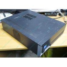 Лежачий четырехядерный системный блок Intel Core 2 Quad Q8400 (4x2.66GHz) /2Gb DDR3 /250Gb /ATX 300W Slim Desktop (Пуршево)