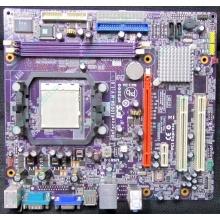 Материнская плата ECS GeForce6100SM-M V:1.0 Б/У (Пуршево)