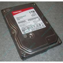 Дефектный жесткий диск 1Tb Toshiba HDWD110 P300 Rev ARA AA32/8J0 HDWD110UZSVA (Пуршево)