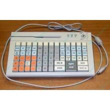 POS-клавиатура HENG YU S78A PS/2 белая (Пуршево)