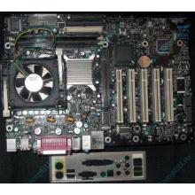 Материнская плата Intel D845PEBT2 (FireWire) с процессором Intel Pentium-4 2.4GHz s.478 и памятью 512Mb DDR1 Б/У (Пуршево)