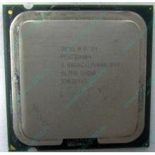 Процессор Intel Pentium-4 530J (3.0GHz /1Mb /800MHz /HT) SL7PU s.775 (Пуршево)
