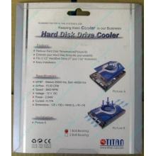 Вентилятор для винчестера Titan TTC-HD12TZ в Пуршево, кулер для жёсткого диска Titan TTC-HD12TZ (Пуршево)